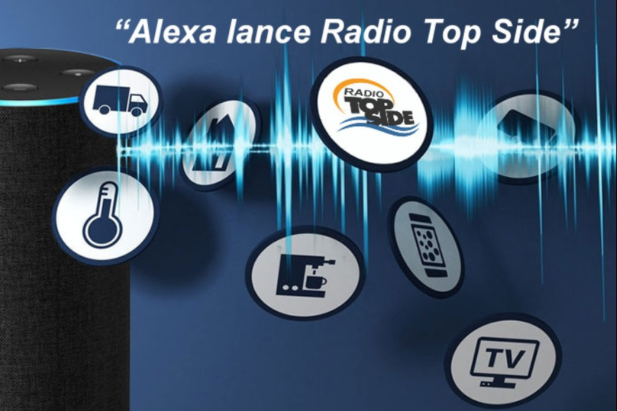 """Alexa lance Radio Top Side"""