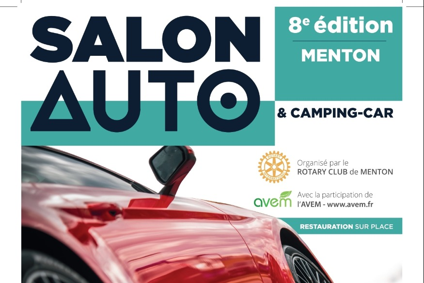 Le Rotary Menton en direct ce jeudi à partir de 18h sur Radio Top Side